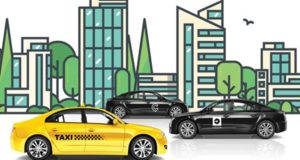 taxis uber transporte