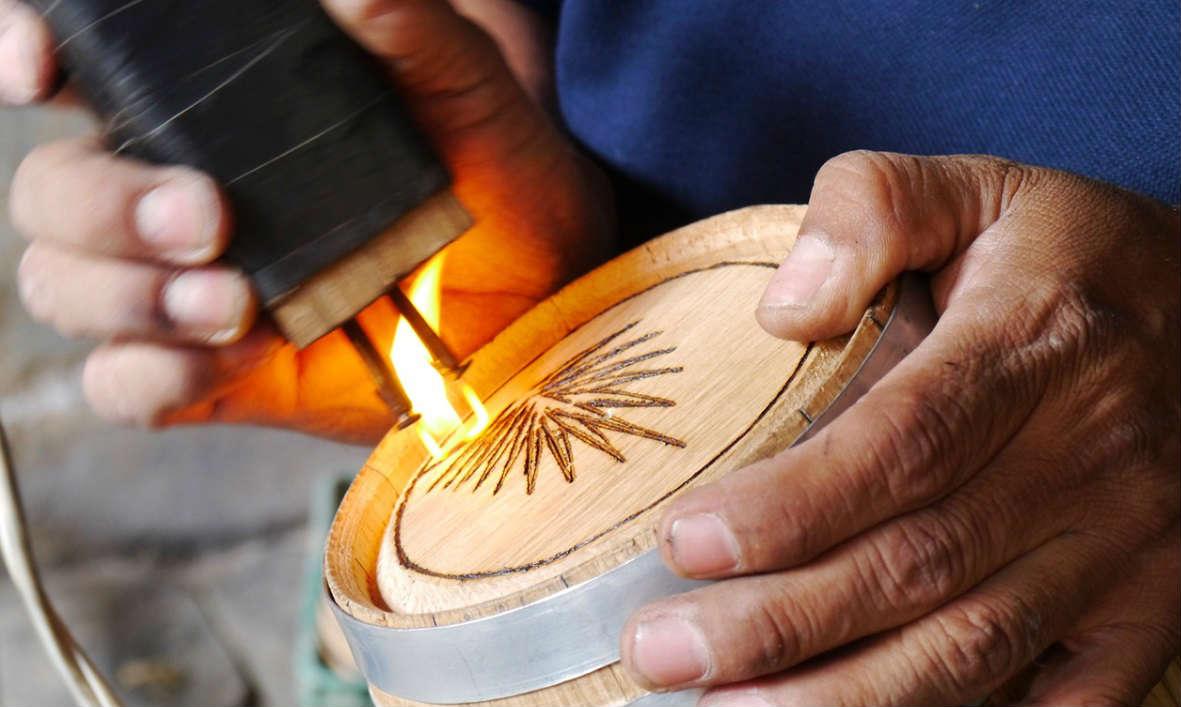 Protección y producción de tequila.