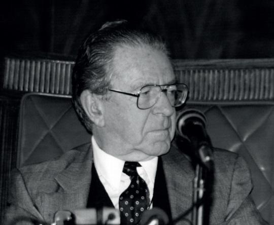 Víctor Urquidi.