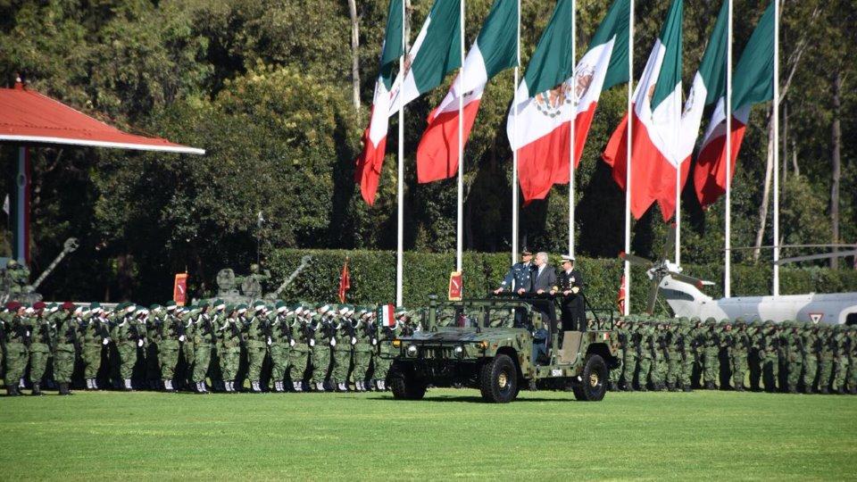 Profesionalismo militar.