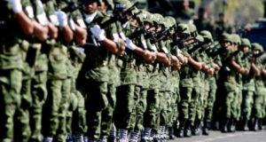 Guardia Nacional.