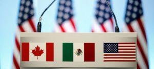 Tratado de Libre Comercio de América del Norte (TLCAN) - conocido en México como Tratado México, Estados Unidos y Canadá (T-MEC)