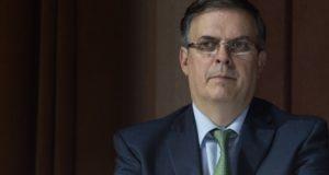 Secretario de Relaciones Exteriores de México, Marcelo Ebrard