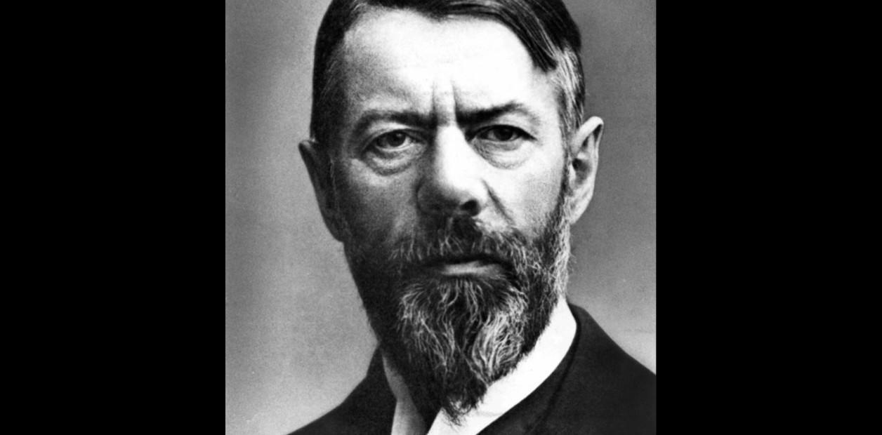 Max Weber.