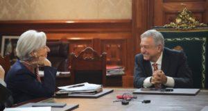 AMLO y Lagarde