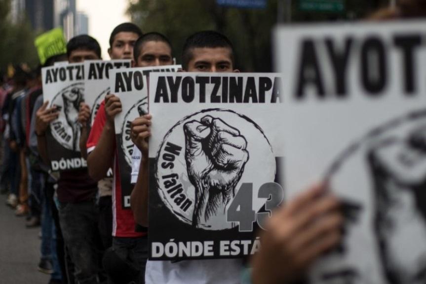 Ayotzinapa.