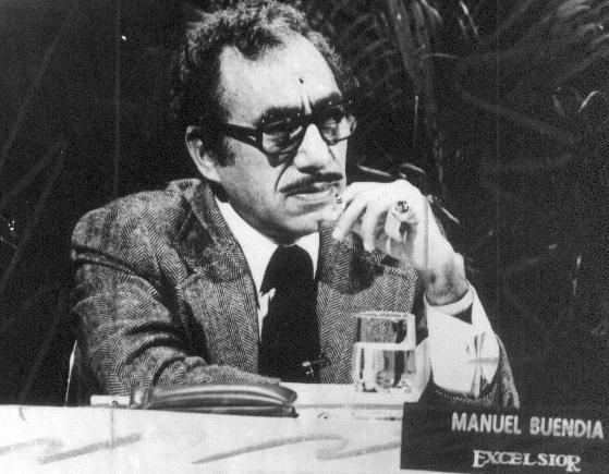 Manuel Buendía Tellezgirón.