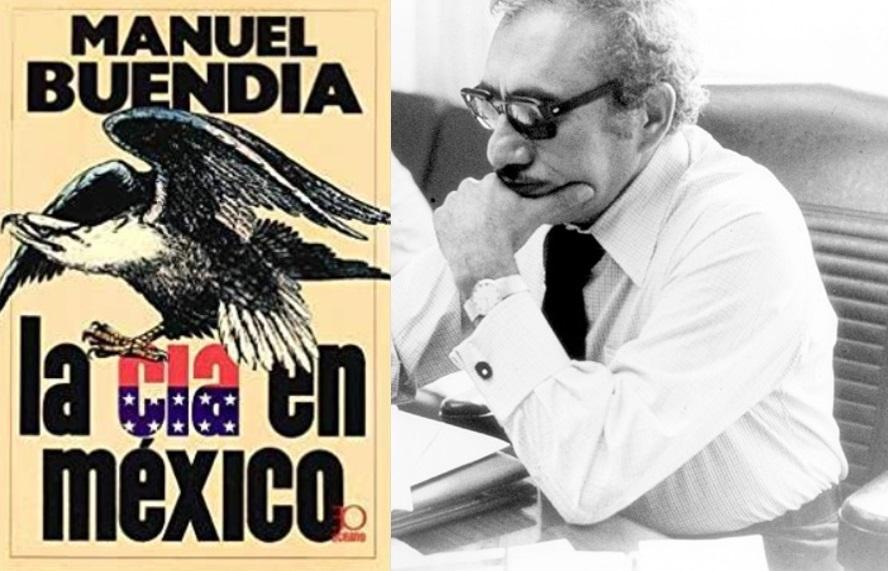 La CIA en México.