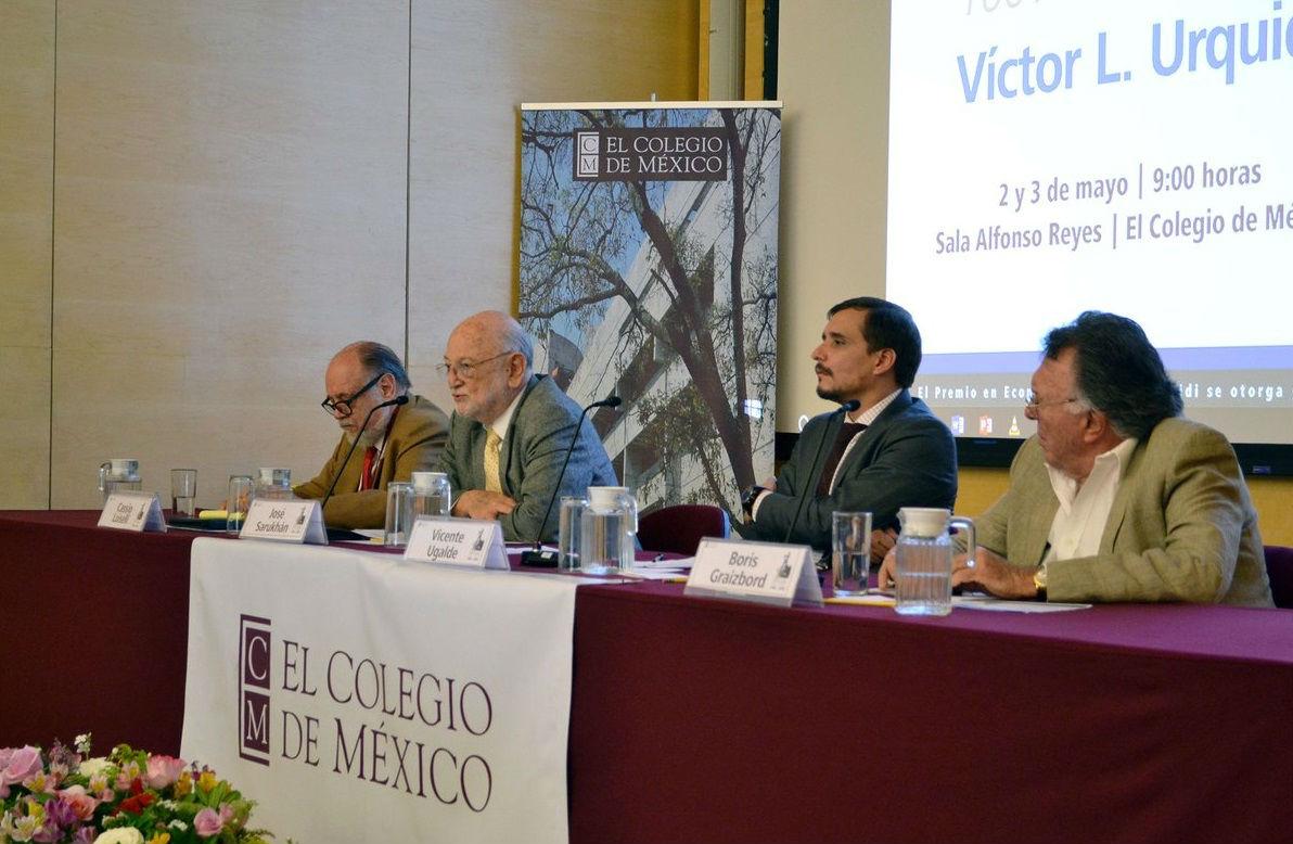 Homenaje a Víctor L. Urriquidi