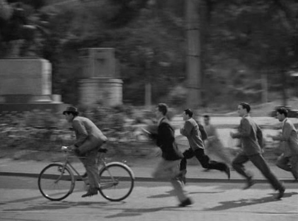 """""""Ladrón de bicicletas"""""""