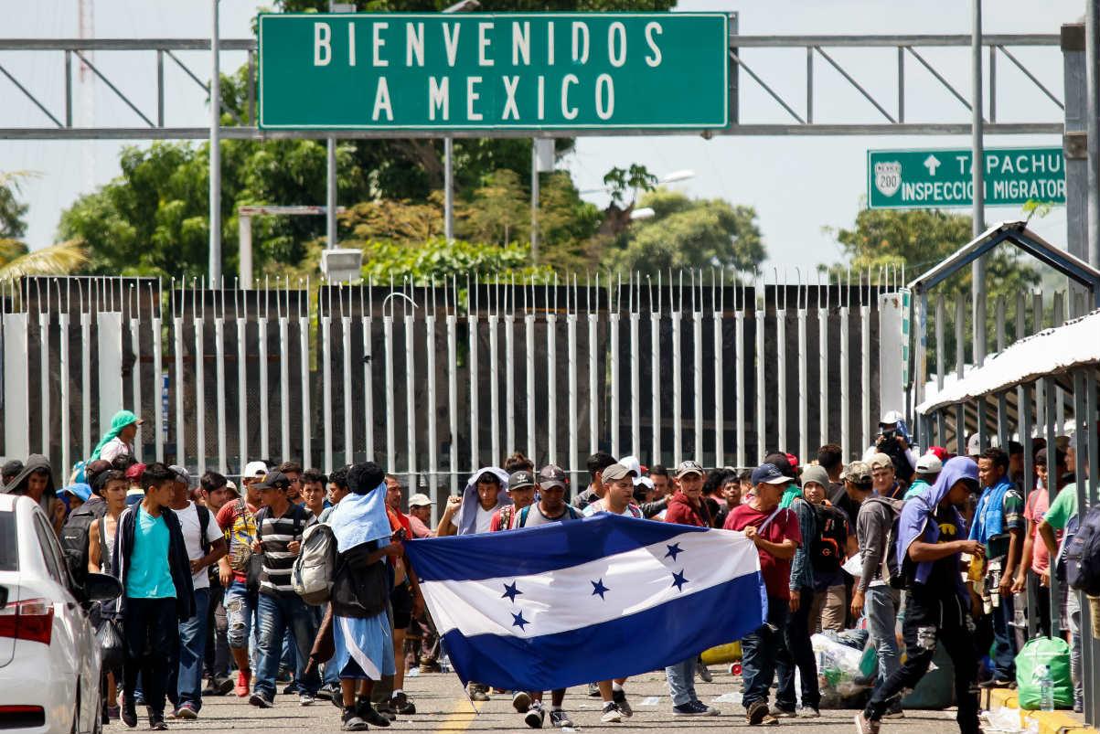 México, país de inmigrantes.
