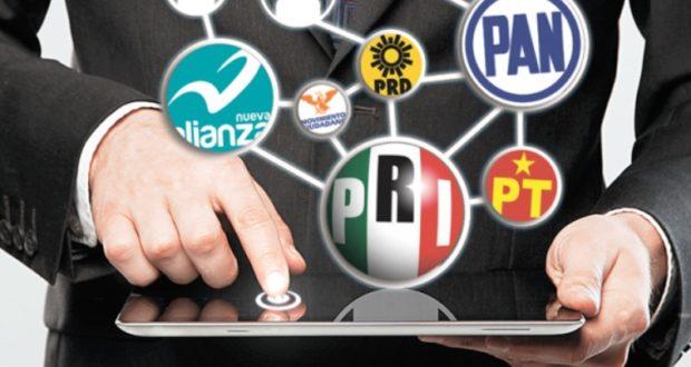 política en redes