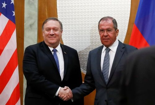 Cumbre EU y Rusia