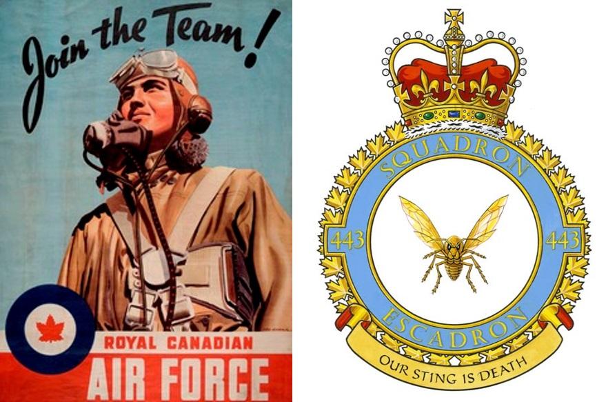 Escuadrón 443.