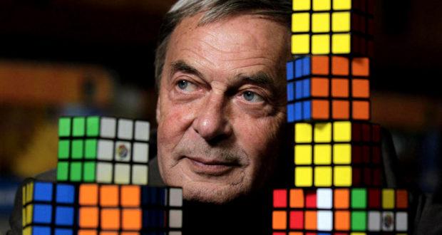 Erno Rubik.