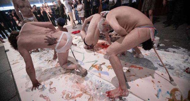 Orgía artística.