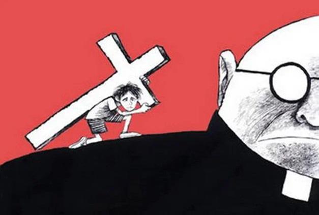 Abuso sexual en las iglesias.