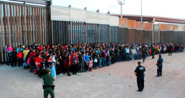 Aranceles y migrantes.