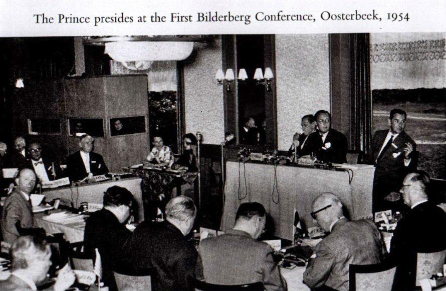 Grupo Bilderberg.