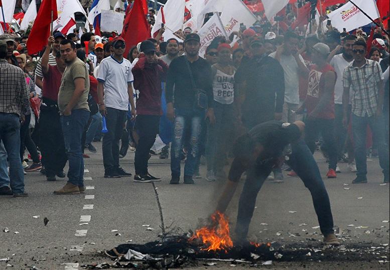Elecciones en Honduras.