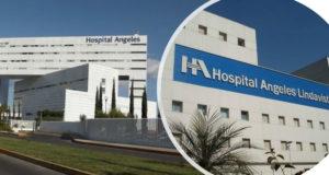 Hospital Ángeles.