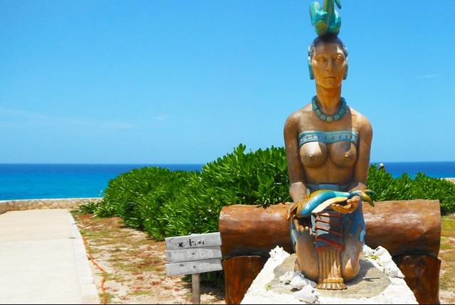 Ínsula maya.