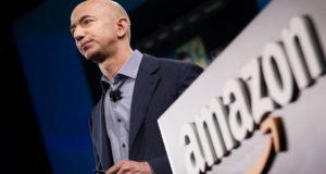 Jeffrey Preston Bezos.