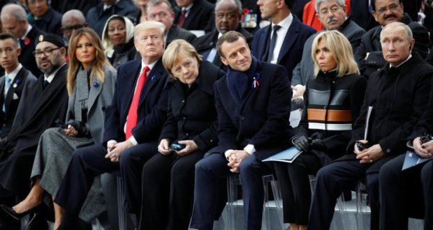 Líderes mundiales.