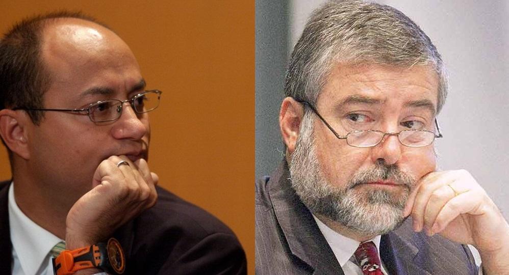 Silva y Heredia.
