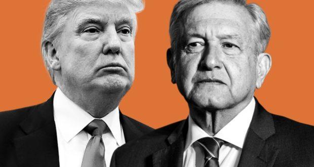 Relación Trump-AMLO