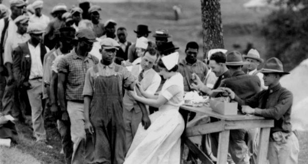 Tuskegee experimentos