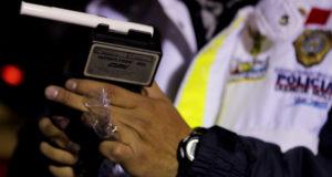 Alcoholimetro CDMX.