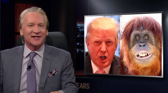 Bill Maher y Trump
