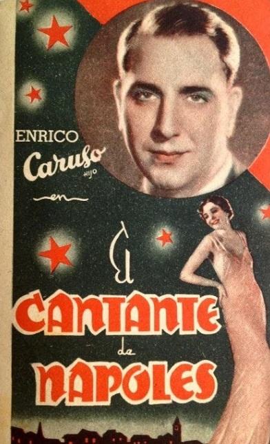 Enrico Caruso jr.