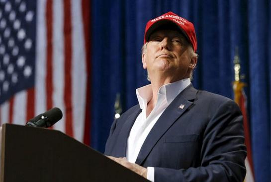 Trump gorras MAGA