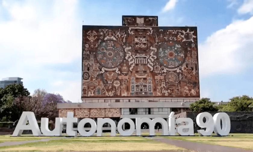autonomia UNAM