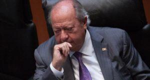 El exlíder petrolero Carlos Romero Deschamps
