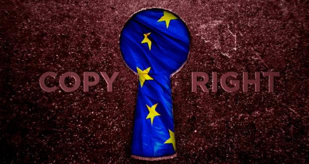 Copyright en la UE.