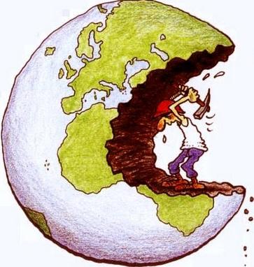 destruccion del planeta