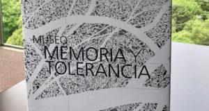 Museo de Memoria y Tolerancia.