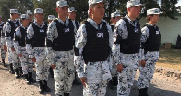 Guardia Nacional marcará el inicio del fin de la violencia; Durazo