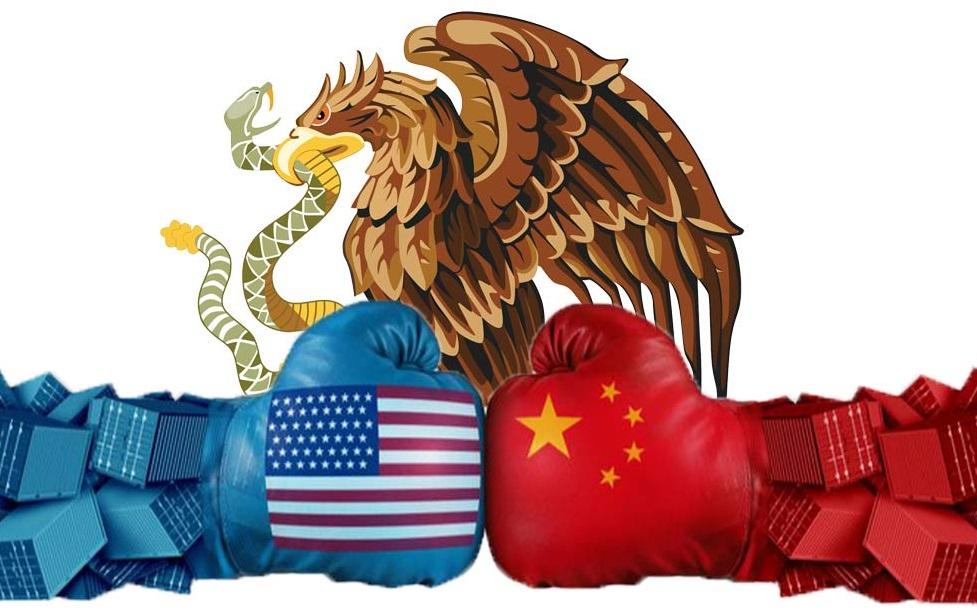 Guerra comercial.