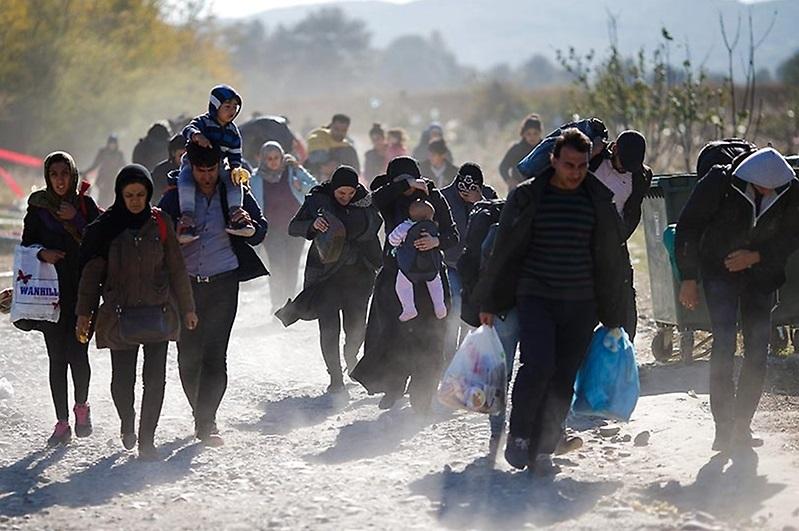 Migraciones climáticas.