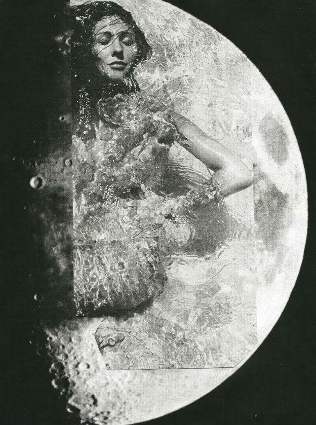 Luna nueva.