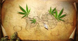 Origen de la marihuana.