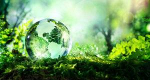 Planeta verde.