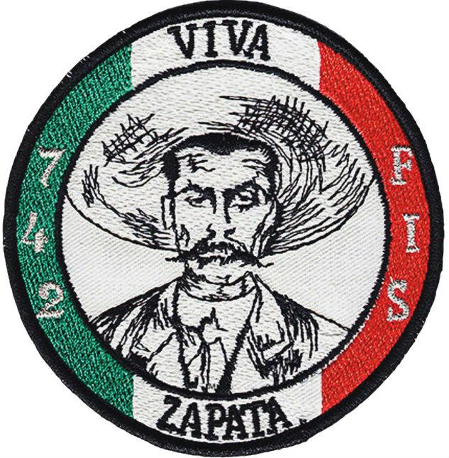Escuadrón Viva Zapata.