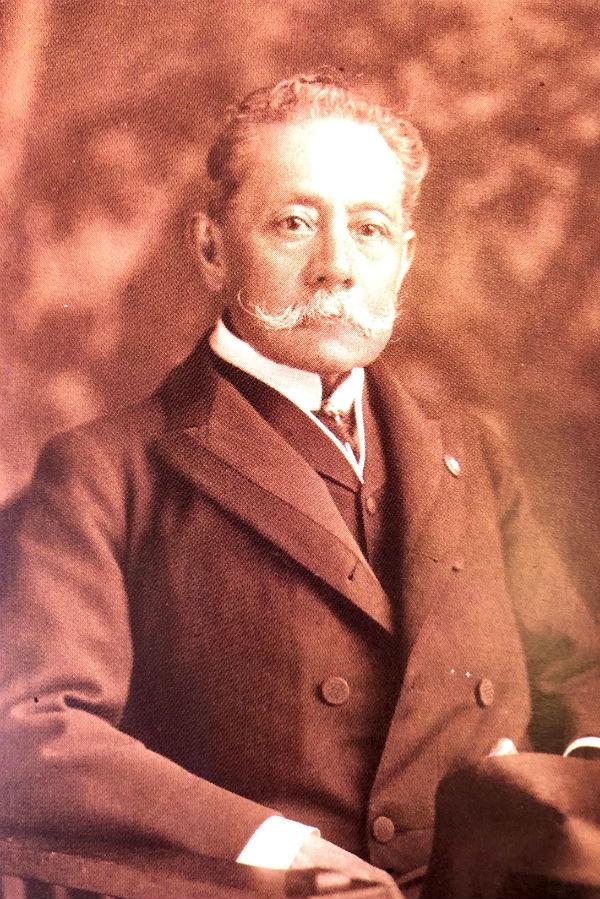 Benito Juárez Maza como Gobernador de Oaxaca.