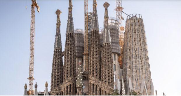 Templo de La Sagrada Familia.