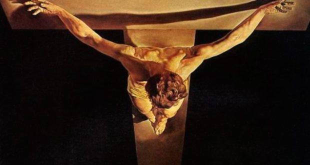 Crucifixión.